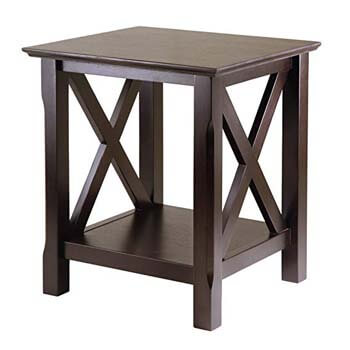 7. Winsome Wood Xola End Table