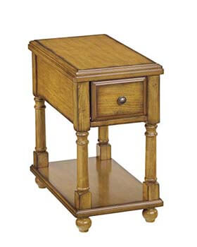3. Ashley Signature Design – Breegin Chairside End Table