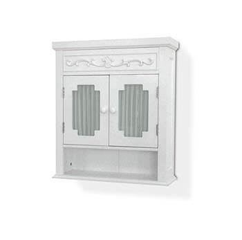 2. Elegant Home Fashions Lisbon Collection Cabinet