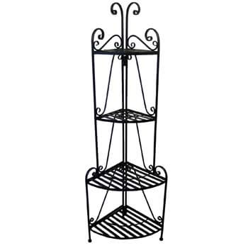 10. Folding Corner Bakers rack