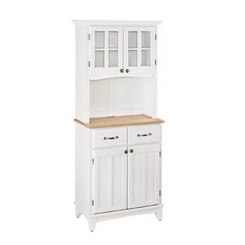 5. Home Styles 5001-0021-12 Buffet and Hutch