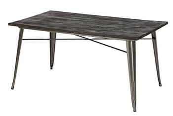 8. DHP Fusion Rectangular Dining Table