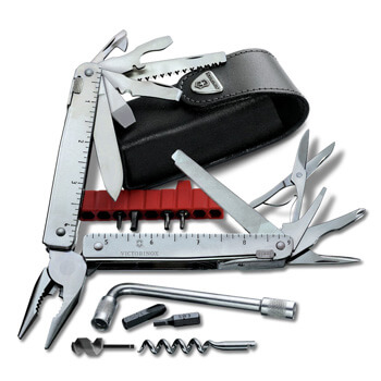 3. Victorinox Swiss Army SwissTool CS Plus Multi-tool
