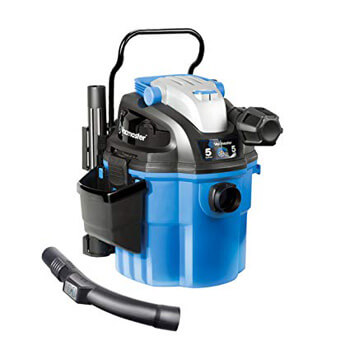 3. Vacmaster 5 Gallon, 5 Peak HP, with 2-Stage Motor
