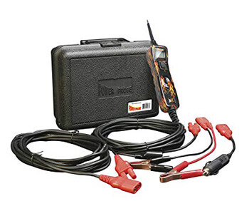 6. Power Probe III w/Case & Acc - Fire (PP319FIRE) [Car Automotive Diagnostic Test Tool