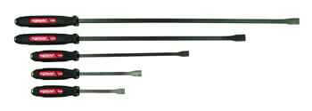 3. Mayhew Dominator Pry Bar Set, 5-Piece
