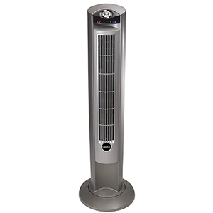 3. Lasko 2551 42-Inch Wind Curve Platinum Cooling Tower Fan