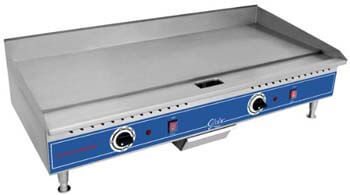 2. Globe PG36E 36degrees Thermostatic Control Electric Griddle.