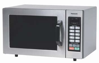 2. Panasonic Countertop Commercial Microwave Oven.