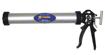 4. Newborn 620AL-BLACK Round Rod Gun