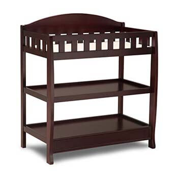 1. Delta Children Infant Changing Table