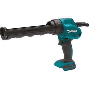 9. Makita XGC01Z 18V LXT 10-Ounce Caulk and Adhesive Gun