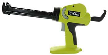 10. Ryobi P310G 18v Pistol Grip Variable Discharge Rate Power Caulk and Adhesive Gun