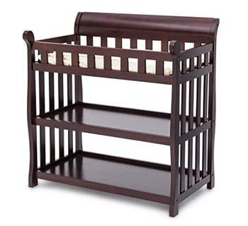 2. Delta Children Eclipse Changing Table