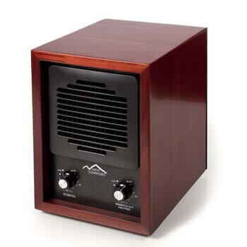 10. New Comfort Commercial Quality Ozone Generator and Ioniser for Air Purification
