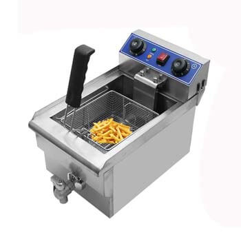 2. Belovedkai Electric Deep Fryer