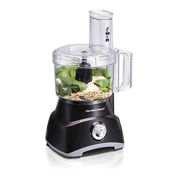 4: Hamilton Beach Food Processor, Slicer and Vegetable Chopper