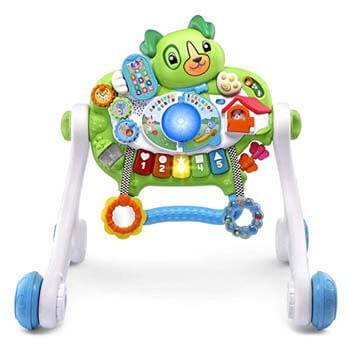 5: LeapFrog Scout's 3-in-1 Get Up and Go Walker