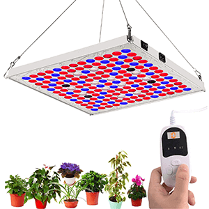2. TOPLANET 75W Full Spectrum Light Plant Growing Lamp