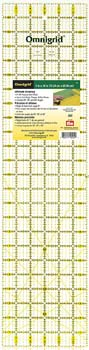 10: Omnigrid 6-Inch-by-24-Inch Quilter's Ruler