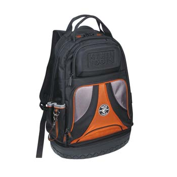 7: Klein Tools Backpack, Electrician Tool Bag,