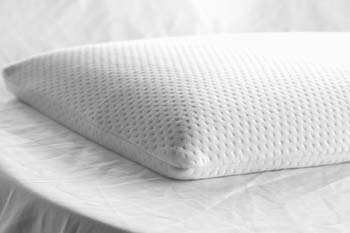 9: Elite Rest Ultra Slim Sleeper - Firm Memory Foam Pillow