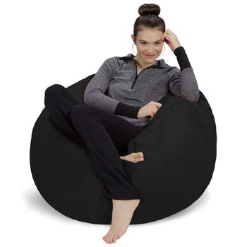 1: Sofa Sack - Plush, Ultra Soft Bean Bag Chair