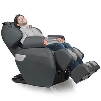 1: RELAXONCHAIR [MK-II Plus] Full Body Zero Gravity Shiatsu Massage Chair