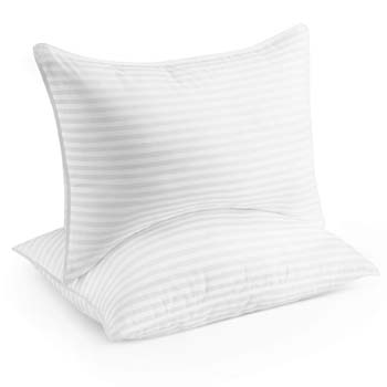 7: Beckham Hotel Collection Gel Pillow (2-Pack)