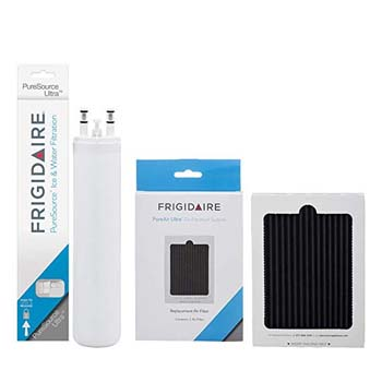 5: Frigidaire FRIGCOMBO ULTRAWF Water Filter & PAULTRA Air Filter Combo Pack