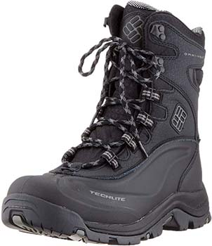 1: Columbia Men's Bugaboot Plus III Omni Cold-Weather Boot