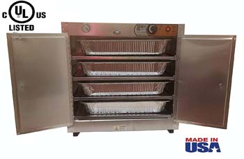 5: HeatMax 25x15x24 Commercial Hot Box Catering Food Warmer