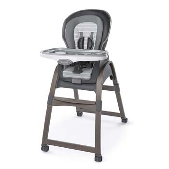 4: Ingenuity Boutique Collection 3-in-1 Wood High Chair