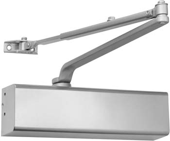 3: Heavy Duty Grade 1 Cast Aluminum Commercial Door Closer