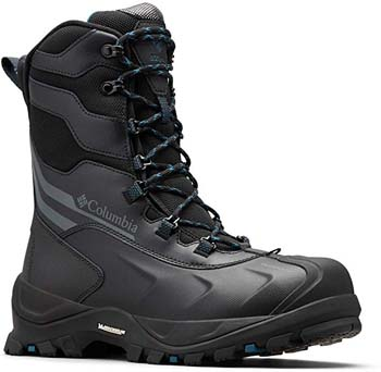 9: Columbia Men's Bugaboot plus IV XTM Omni-Heat Mid-Calf Boot