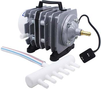 8: Lewisia 35W Commercial Air Pump 794 GPH Magnetic Oxygen Pump