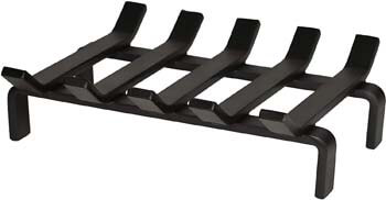 6: SteelFreak Heavy Duty 13 x 10 Inch Steel Grate for Wood Stove & Fireplace - Made in the USA