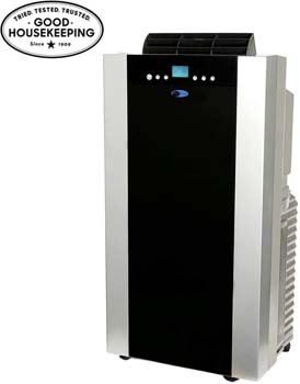 5. Whynter ARC-14S 14,000 BTU Dual Hose Portable Air Conditioner