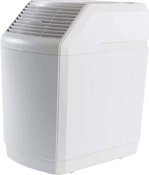 3. AIRCARE 831000 Space-Saver, White Whole House Evaporative Humidifier 2700 sq. ft.