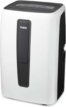 3. Haier Portable Electronic Air Conditioner with Remote 12,000 BTU