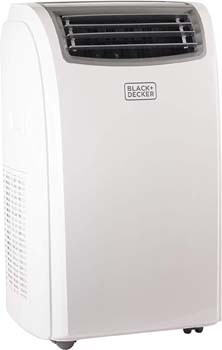 1. Black + Decker BPACT14WT Portable Air Conditioner, 14,000 BTU