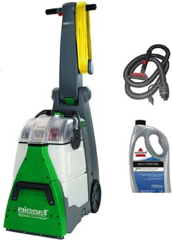 9. Bissell BigGreen Commercial BG10 Deep Cleaning 2 Motor Extractor Machine