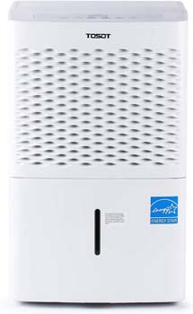 4. TOSOT 4,500 Sq. Ft. 70 Pint Dehumidifier