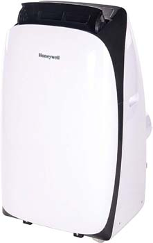 7. Honeywell 14000 Btu Portable Air Conditioner, Dehumidifier & Fan