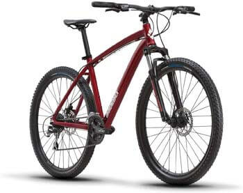 4. Diamondback Bicycles Overdrive Hardtail Mountain Bike