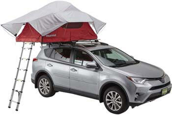 3. YAKIMA Skyrise Rooftop Tent - 2-Person