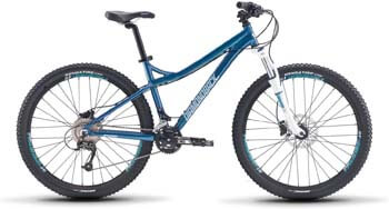 7. Diamondback Bicycles Lux Women's Hardtail Mountain Bike