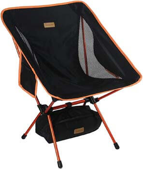 3. Trekology YIZI GO Portable Camping Chair