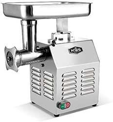 9. KWS TC-12 Commercial 765W 1HP Electric Meat Grinder