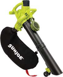 8. Sun Joe IONBV-XR 40V Variable-Speed Cordless Blower/Vacuum/Mulcher